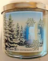 Bath & Body Works Christmas scented three wick candles 14.5 ounces