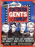 Southern Gents of Comedy (DVD, 2006)