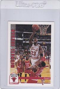 1992-93 Hoops Michael Jordan