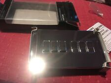 Sector Sequel SFPC46 Polished Chrome 10AX Plate Switch 6 Gang 2 Way