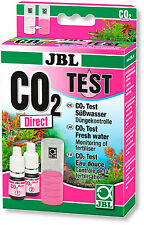 Jbl CO2 directa Agua Set de Prueba kit-Quick Co2 prueba para determinar las emisiones de CO2 en su tanque