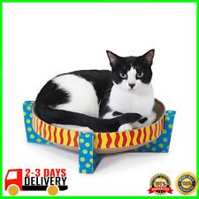 Scratchers de cartón gato - gato Rascador Salón y Cat Games