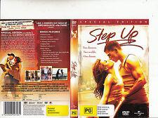 Step Up 2006-Channing Tatum-Movie-DVD