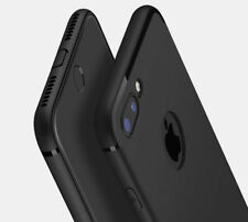 Ultra Thin Dirtproof Silicone Rubber Full Cover Case Skin for iPhone 7 & 8