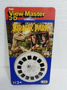View-Master 3-D JURASSIC PARK 1992