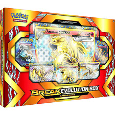 Pokemon BREAK Evolution Box Arcanine Game