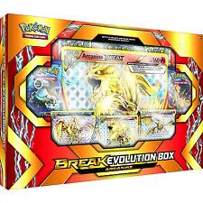 Pokemon BREAK Evolution Box Arcanine Game