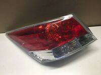 2008 2009 2010 2011 2012 Honda Accord Sedan Driver Left Side TailLight OEM