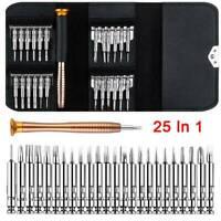 25 in 1 Repair Tool Set Mini Precision Screwdriver Kit For PC Laptop Smart Phone