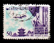 KOREA SÜD SOUTH [1961] MiNr 0338 ( O/used ) Architektur