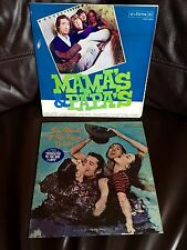 Vintage MAMA'S & PAPA'S LPs - Rare Spanish Pressing LPM 10333  & Deliver Immacu!