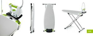 Monster Air Ironing Board + Iron by Euroflex - Heated & Active Surface - SAVE!