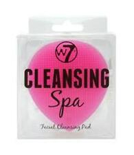 W7 Cosmetics Facial Cleansing Spa Pad Colour Pink Cosmetics Beauty Treatment