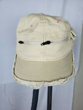Roxy Girls One Sz Hat Off white tacky Adjustable Ball Cap