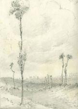 Abstrakte künstlerische als Original der Zeit von 1950-1999