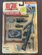 GI Joe Classic Collection Recon Base Camp Mission Gear Carded