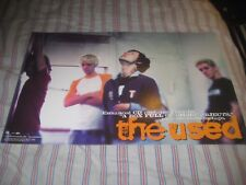 The Used-(a box full of sharp objects)-1 Poster-11X17 Inches-Nmint-Excellent-Ra r