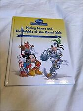 Disney Literature Classics #4: Mickey Mouse and the Knights of the Round Tabl...