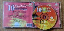 16 Baladas Con Amor Volumen 2 - Vol. II - G.C.D. 1022 - Complete - $3 S/H!