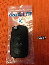 AUDI TT A6 CENTRAL LOCK REMOTE KEY FOB 4D0 837 231 K 4D0837231K