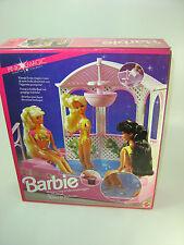 BARBIE  VINTAGE PINK MAGIC BAIN A BULLES 1991 MATTEL  PISCINE  NEUF EN BOITE