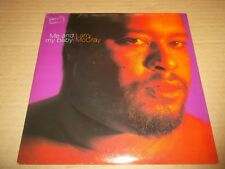 """MARRY McCRAY """" ME AND MY BABY """" 7"""" BLUES SINGLE EXCELLENT 1990 POB 2"""