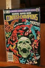 Marvel 1982 Super Hero Contest of Champions 3