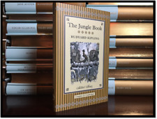 The Jungle Book by Rudyard Kipling New Illustrated Deluxe ClothBound Collectible