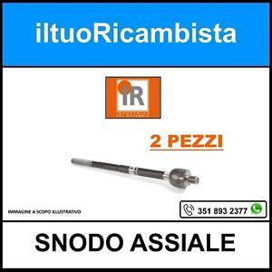 KIT 2 GIUNTI SNODO ASSIALE ANTERIORE STERZO FIAT BRAVO II / LANCIA DELTA III