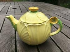 Carlton Ware Yellow Buttercup Teapot c1940's Great Condition
