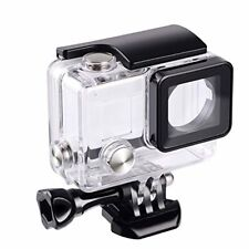 Funda resistente al agua protectora para GoPro Hero 4, Hero 3 + y Hero 3 (para u