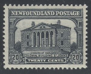 Newfoundland # 181 Mint Never Hinged Very Fine