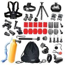 42-in-1 Essentials Accessories Kit GoPro Hero 5/4/3/2/1 Session Hero LCD Black