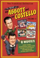 The Best of Bud Abbott and Lou Costello: Volume 2 [New DVD] Boxed Set, Slipsle