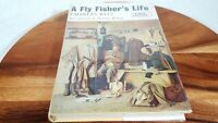A Fly Fisher's Life Charles Ritz 1st Ed 1959 Hardcover Book