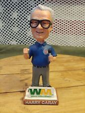 Harry Caray Bobblehead EXTREMELY RARE Chicago Cubs Peoria Chiefs ONLY 1000 Made