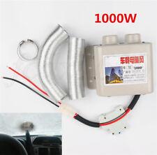 Portable 12V 1000W Car Truck Heater Power Heating Fan Window Defroster Demister