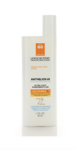 La Roche-Posay Anthelios 60 Ultra Light Sunscreen SPF 60 1.7 oz Exp. 04/2021+