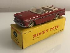 Jouet Ancien Dinky Toys Chrysler New Yorker intérieur Rose 24A