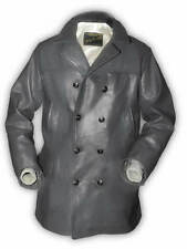 Hip Length Parkas Double Breasted Coats & Jackets for Men