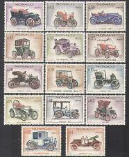 MONACO 1961 AUTO D'EPOCA/Rolls Royce/CADILLAC/Ford/AUTOMOBILISMO/trasporto 14 V n37952
