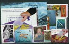 Falkland Islands 2013 MNH Year Collection, all sets + m/s cat £120+