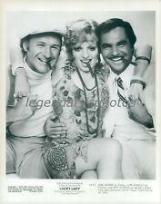 1975 Lucky Lady Gene Hackman Liza Minnelli Burt Reynolds Original Press Photo