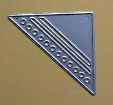 Metal Cutting Die-Pois & Rayures coin Dots & LIGNES (028)