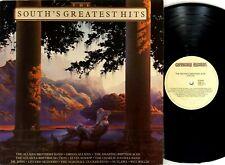 The South's Greatest Hits LP Allman Brothers-Charlie Daniels-Lynyrd Skynyrd-Dr J