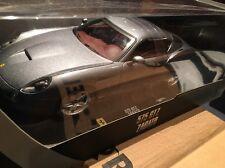 HotWheels Elite 1/18 FERRARI Grigio 575 zagato limited ed. 5000