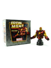 Bowen Designs Iron Man Mini Bust Space Armor Version Marvel Sample 209/550 New