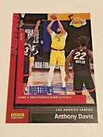 2019-20 Panini Instant Basketball Los Angeles Lakers Set #24 - Anthony Davis