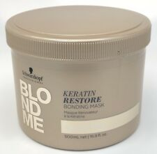 Schwarzkopf BlondMe All Blondes Keratin Restore Bonding Mask 500ml