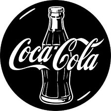 Sticker Coca-Cola 105 - 57x57 cm
